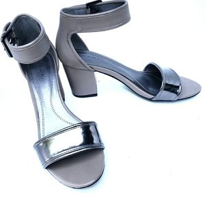 Tahari Women's Adam Chunky Heel Sandal